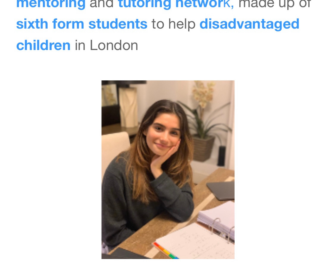 Mentioned in the newsletter of Felicity Buchan, MP