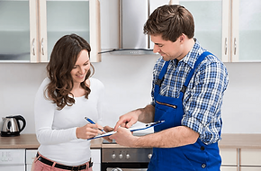 Preventive Maintenance for kitchen appli