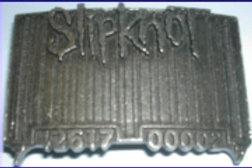 SLIPKNOT BUCKLE OFFICIAL PB17
