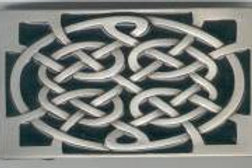 CELTIC KNOT BUCKLE DD136