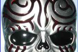 Scrim skull Buckle f263