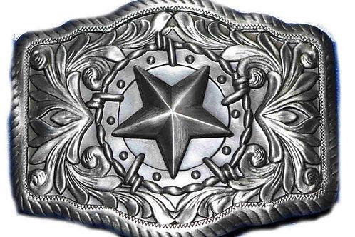 Texas Star Buckle