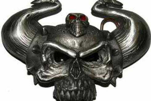Horney Devil Belt Buckle dd337
