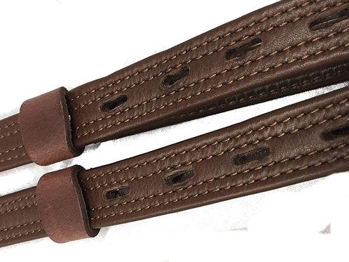 T Bar Stirrup Leathers
