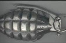 HAND GRENADE BUCKLE DD142
