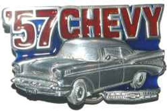 57 Chevy Buckle gt1944e