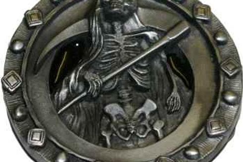 Pagan Buckle Grim Reaper Tan25