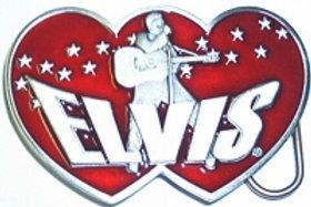 ELVIS BUCKLE THE KING ELB4