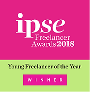 Harvey Morton Digital - IPSE Young Freelancer of the Year 2018