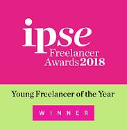 Harvey Morton Digital - IPSE Young Freelancer of the Year 2018