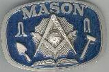 MASONIC BELT BUCKLE GT1802