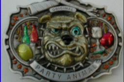 Party Animal buckle dd244
