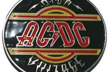 AC DC Buckle