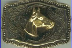 HORSE BUCKLE RC327HORSE