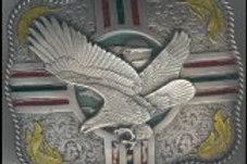 EAGLE BUCKLE H257