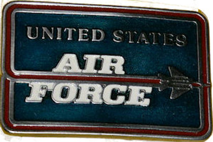 USAF Belt Buckle EB2283