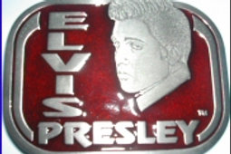 ELVIS FACE BUCKLE O572