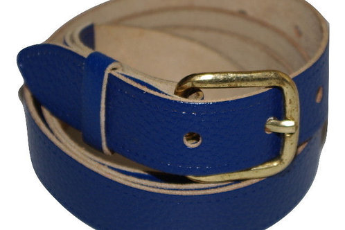 25mm Blue Belt