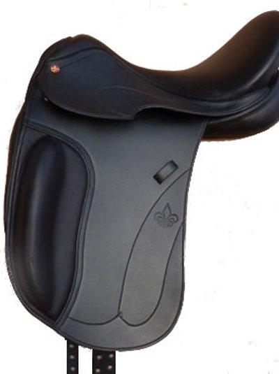 Excelsior Elite Dressage solid Saddle Butt Flap / Skirt