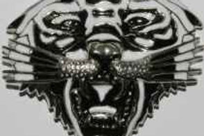 Tigers Head Buckle