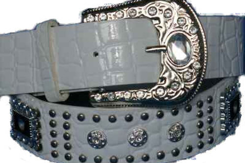 FASHION STUDDED BELT DIMANTE