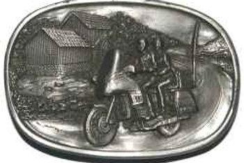 Goldwing Buckle n149p