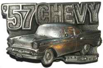 57 Chevy Buckle gt1944