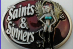 Saints and Sinners Buckle dd645