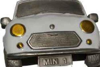 Mini Buckle White dd673w