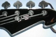 Guitar Buckle Z260 black