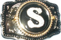 LETTER S BUCKLE RC167S