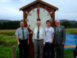 The Longshaw Clock