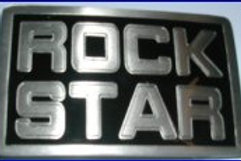 ROCK STAR BUCKLE GT4601black