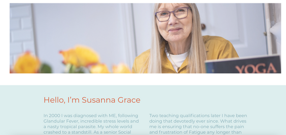 Suzanna Grace Yoga