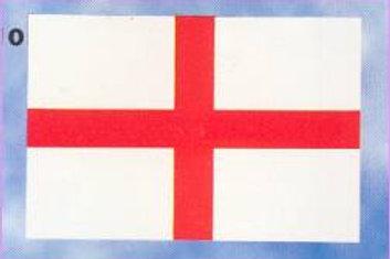 Saint George England Flag