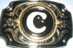 LETTER C BUCKLE RCW231C