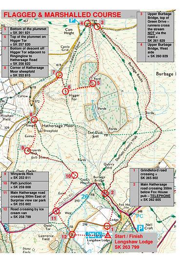 Longshaw Sheepdog Fell Race
