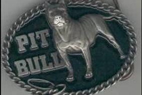 PIT BULL DOG BUCKLE DD550BLACK