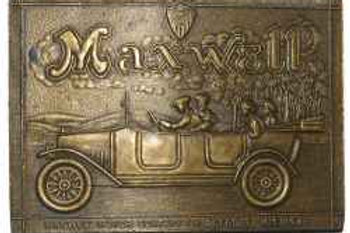 MAXWELL BUCKLE M37