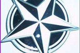 Pentagram Buckle gt4613