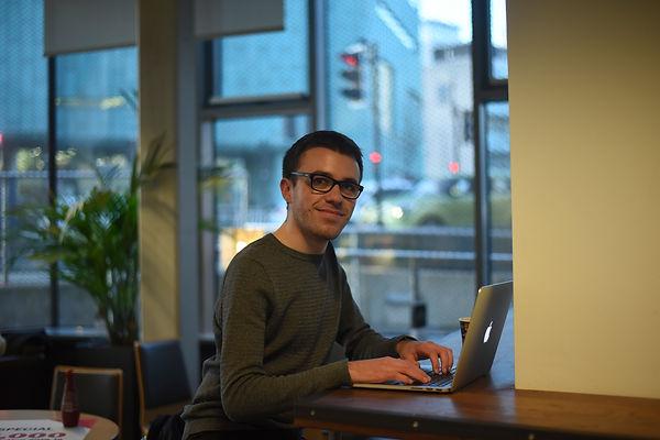 Harvey Morton calls for a healthier work-life balance