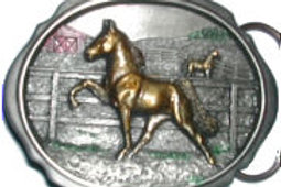 WALKING HORSE BUCKLE CJ1409