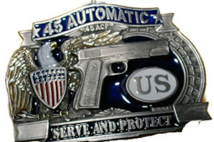 .45 AUTOMATIC BELT BUCKLE T260