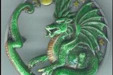 WINGED DRAGON GREEN V8G