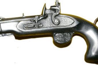 DERRINGER GUN BUCKLE P156P