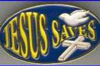 JESUS SAVES EB2443