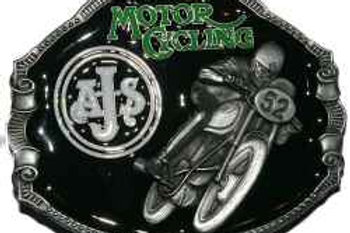 AJC Motorcycle Buckle dd836