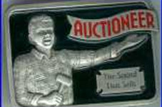 AUCTIONEER BUCKLE CJ1705