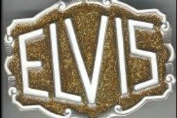 ELVIS BUCKLE DD217GOLD