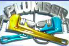 PLUMBER BELT BUCKLE GT1967col